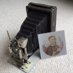 Rare Sammy Solway camera loaned to Museum