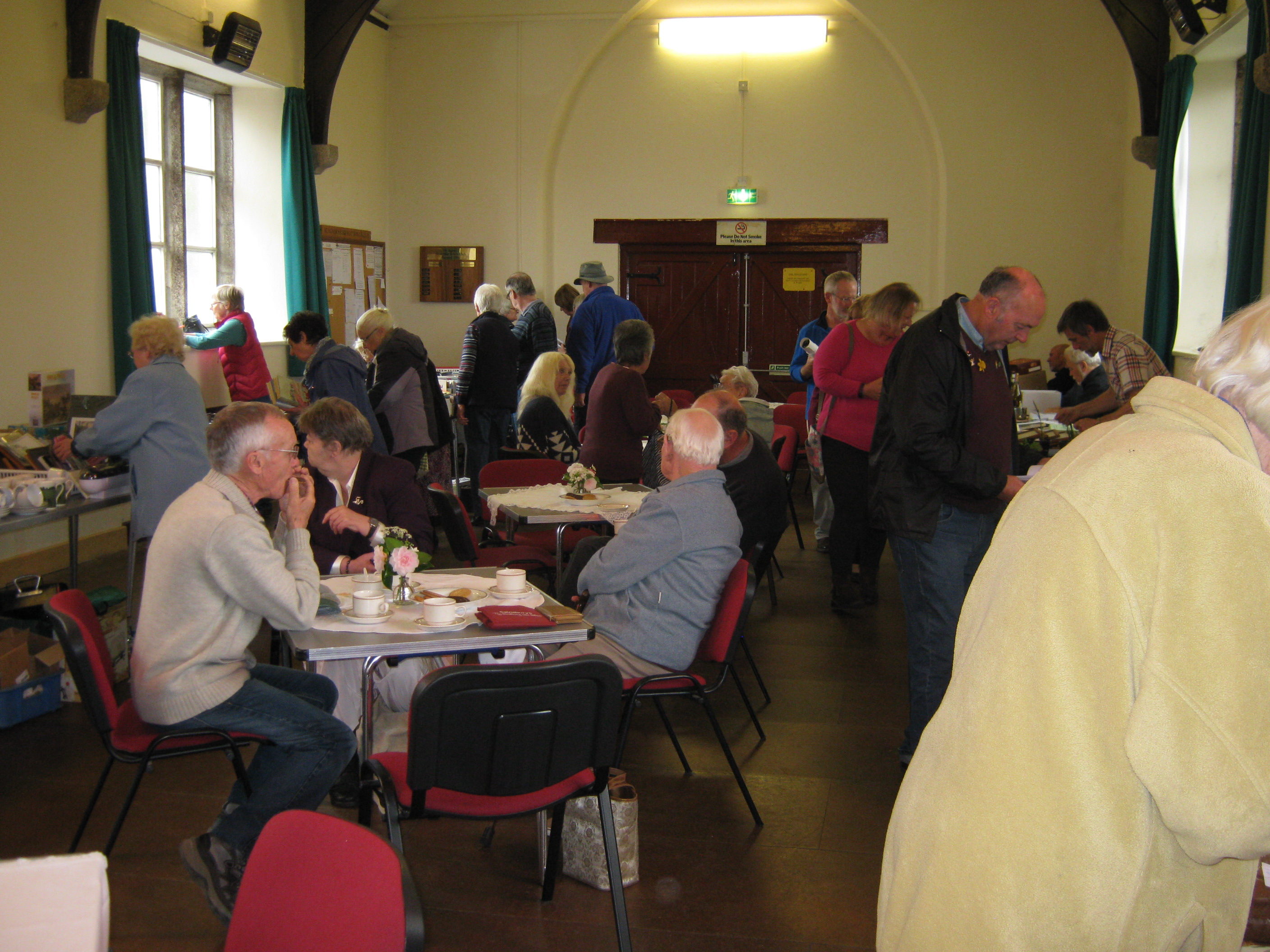 Spring Coffee Morning 2017